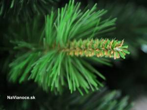 borovice kvitnúce umelý vianočný stromček