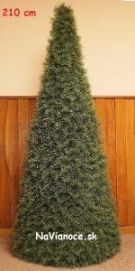 luxusný vianočný stromček
