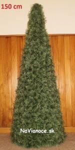 kužeľové vianočné luxusné stromčeky