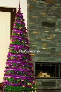 pekné vianočné stromčeky