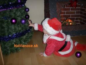 kužeľový vianočný stromček
