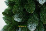 umelé zasnežené vianočné stromčeky