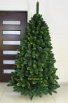 vianočné stromčeky zlaté