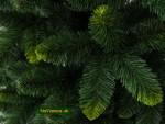 stromček na Vianoce zelený