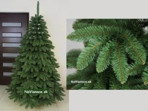 vianočné stromčeky smrekové