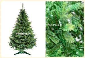 najmodernejšie umelé vianočné stromčeky