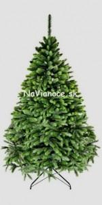 umelý vianočný stromček z troj-rozmerného ihličia