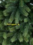 vianočné stromčeky z mäkkého 3d ihličia