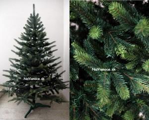 3d vianočný stromček z mäkkého ihličia
