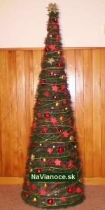 červené vianoce