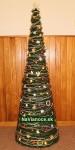 vianočný stromček ihlan