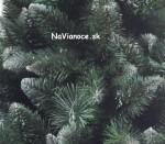 umelý stromček vianočný lux