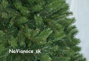 vianočné stromčeky z mäkkého ihličia