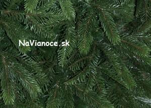 vianočné stromčeky z 3d ihličia