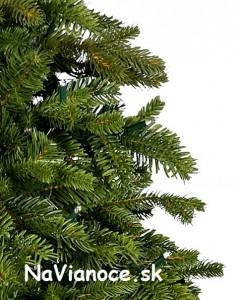 umelé vianočné stromčeky z 3d ihličia