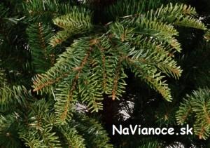 umelé 3d vianočné stromčeky tajga I
