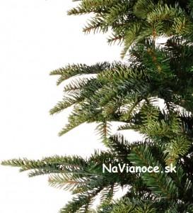 umelý 3d vianočný stromček tajga 5