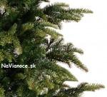 vianočný stromček tajga 3d