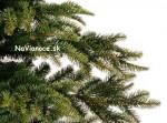 vianočný stromček tajga 3d umelý