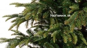 umelý 3d vianočný stromček tajga I