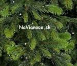3d umelé vianočné stromčeky