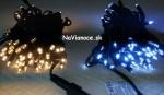 vianočné svetlá exteriér