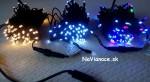 vianočné vonkajšie osvetlenie žiarovky