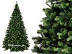 Vianočný stromček umelý 3D borovica