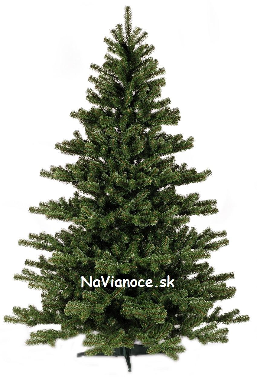 vianočné smrekové stromčeky