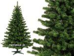 Umelé vianočné stromčeky Smreky Klasik
