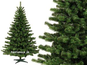 smrekové vianočné stromčeky