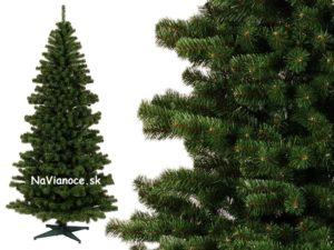 tradičný vianočný stromček