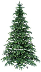 umelý stromček na Vianoce
