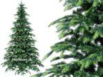 Umelý 3d vianočný stromček TAJGA II
