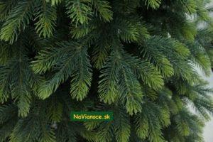 vianočné stromčeky jedle full 3d ihličie