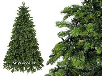 kvalitný vianočný stromček na Vianoce