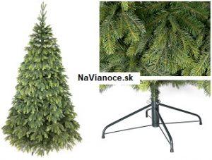 umelý vianočný stromček jedľa