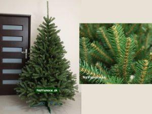 vianočné stromčeky prírodný
