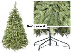 vianočné stromčeky smreky naturálne
