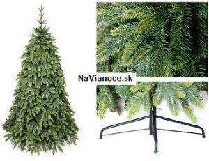 vianočné stromčeky smreky 3d