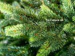 úzky vianočný stromček Tuja umelá z 3d ihličia