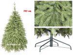 autentický vianočný stromček 3d