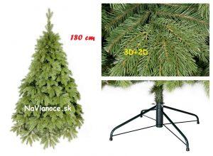 vianočné stromčeky borovice 180