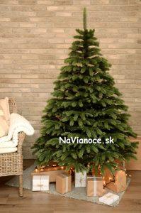 husté 3d vianočné stromčeky