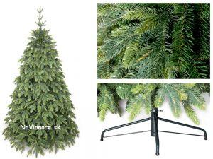 pekné vianočné umelé stromčeky
