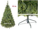 reálny vianočný stromček
