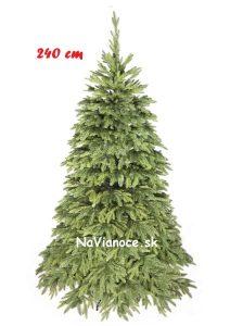 umelý autentický 3d vianočný stromček