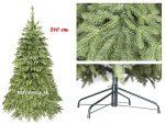 umelý vianočný stromček 3d autentický