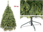 vianočný stromček jedľa 3d