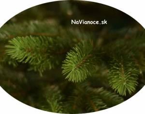 3d konáriky na vianočných stromčekoch